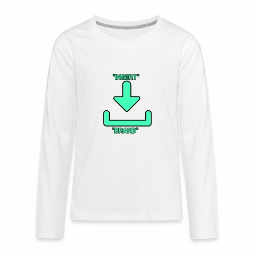 Brandless - Kids' Premium Long Sleeve T-Shirt