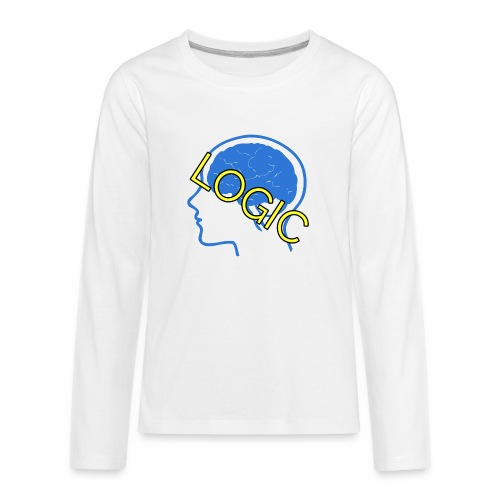 Logic - Kids' Premium Long Sleeve T-Shirt