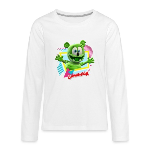 Shapes & Colors - Kids' Premium Long Sleeve T-Shirt
