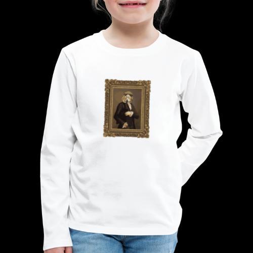 Vintage Trooper | Style Wars - Kids' Premium Long Sleeve T-Shirt