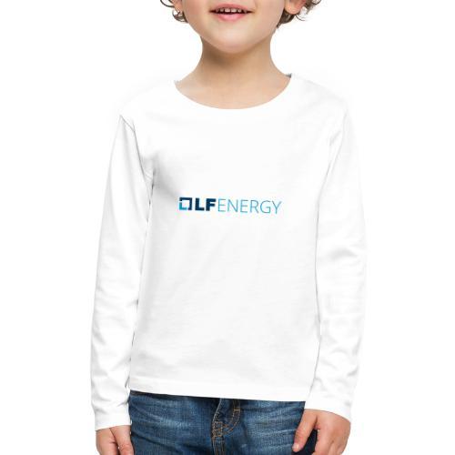 LF Energy Color - Kids' Premium Long Sleeve T-Shirt