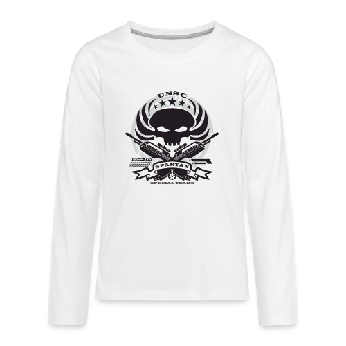 UNSC Special Teams - Kids' Premium Long Sleeve T-Shirt