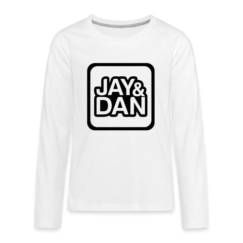 Jay and Dan Baby & Toddler Shirts - Kids' Premium Long Sleeve T-Shirt