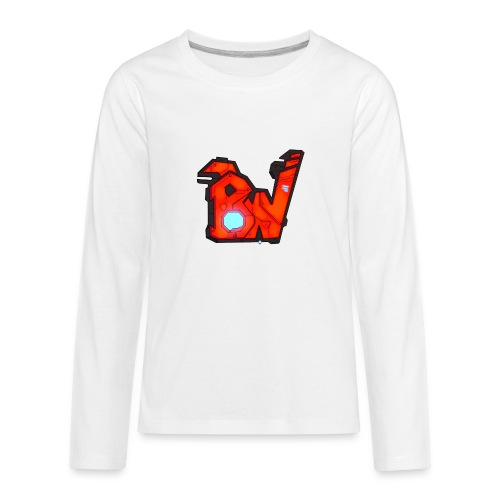 BW - Kids' Premium Long Sleeve T-Shirt