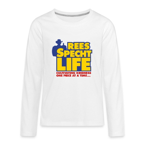 smallvectorsimple - Kids' Premium Long Sleeve T-Shirt