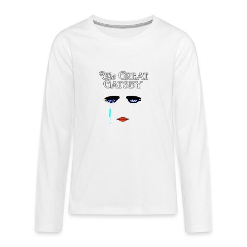 girlyteegraphic - Kids' Premium Long Sleeve T-Shirt