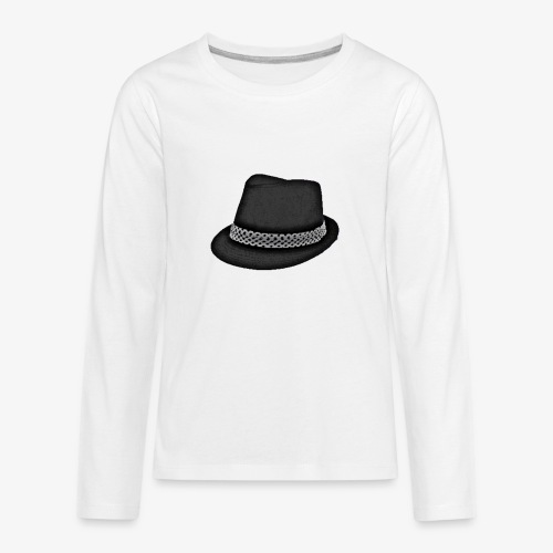 Bam FIlmz Logo - Kids' Premium Long Sleeve T-Shirt