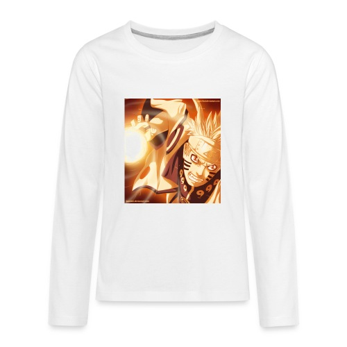 kyuubi mode by agito lind d5cacfc - Kids' Premium Long Sleeve T-Shirt