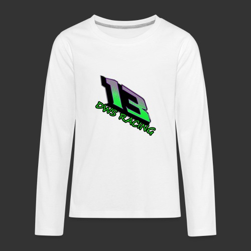 13 copy png - Kids' Premium Long Sleeve T-Shirt