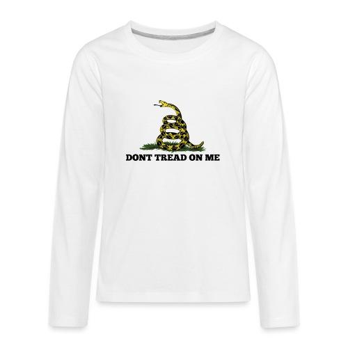 GADSDEN 1 COLOR - Kids' Premium Long Sleeve T-Shirt