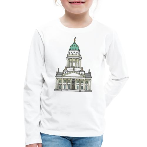 French Cathedral Berlin - Kids' Premium Long Sleeve T-Shirt