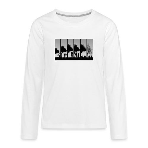 true love - Kids' Premium Long Sleeve T-Shirt