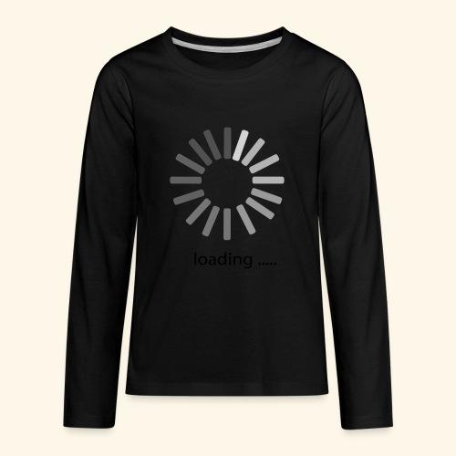 poster 1 loading - Kids' Premium Long Sleeve T-Shirt