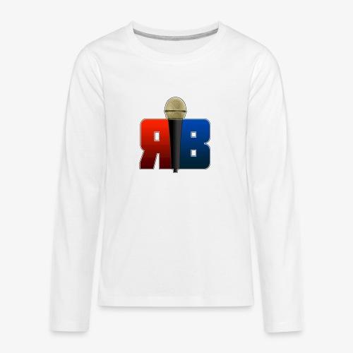 RubikBBX Logo - Kids' Premium Long Sleeve T-Shirt
