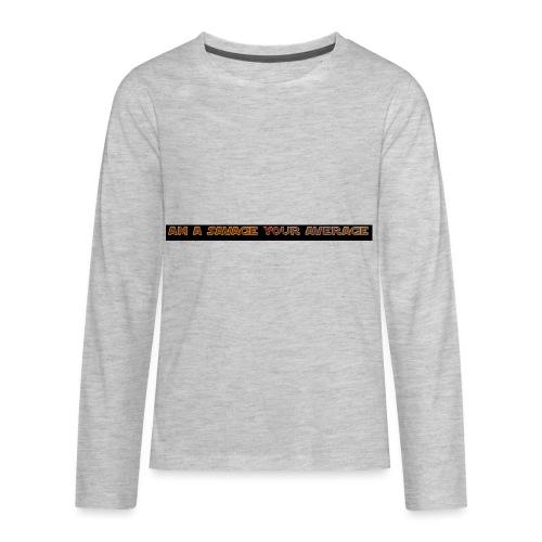 coollogo com 139932195 - Kids' Premium Long Sleeve T-Shirt