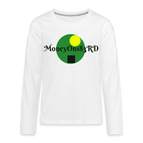 MoneyOn183rd - Kids' Premium Long Sleeve T-Shirt
