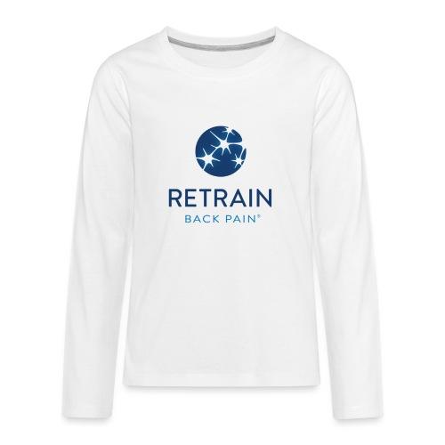 RBP Full Logo color - Kids' Premium Long Sleeve T-Shirt