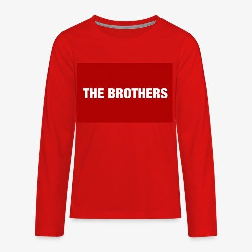 The Brothers - Kids' Premium Long Sleeve T-Shirt