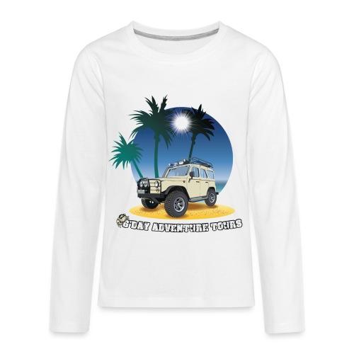 G'day Adventure Tours - Kids' Premium Long Sleeve T-Shirt