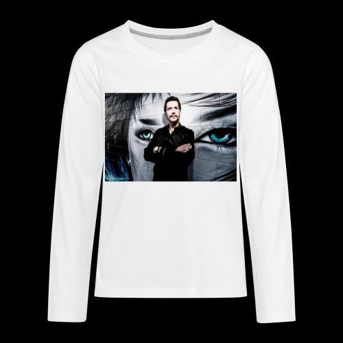The Wall - Kids' Premium Long Sleeve T-Shirt