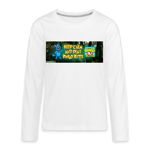 KDMYBANNER1 - Kids' Premium Long Sleeve T-Shirt