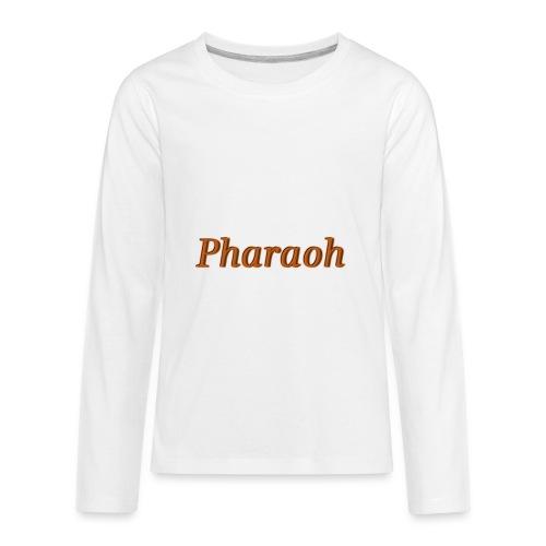Pharoah - Kids' Premium Long Sleeve T-Shirt