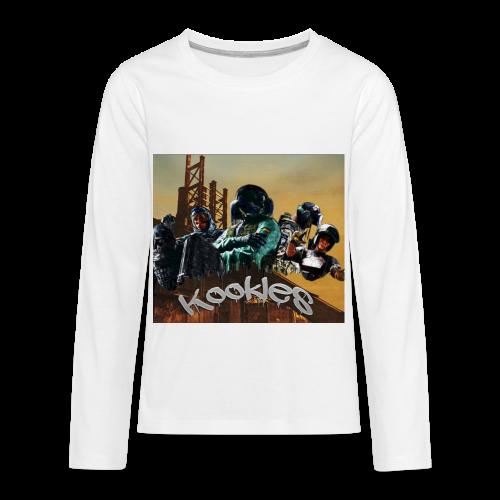 cuckmcgee - Kids' Premium Long Sleeve T-Shirt