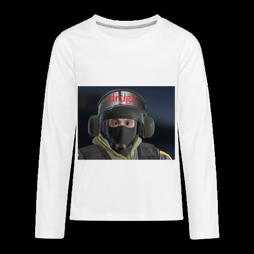 bandit drugz - Kids' Premium Long Sleeve T-Shirt