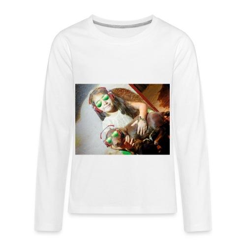 marilyn's merch - Kids' Premium Long Sleeve T-Shirt