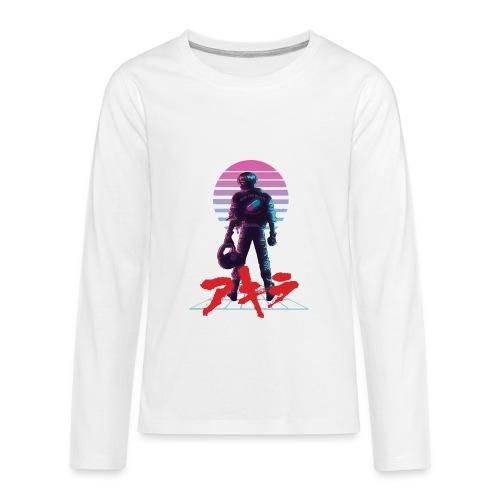 akira Kaneda - Kids' Premium Long Sleeve T-Shirt