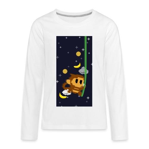 case2 png - Kids' Premium Long Sleeve T-Shirt