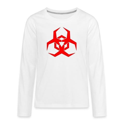 HazardMartyMerch - Kids' Premium Long Sleeve T-Shirt