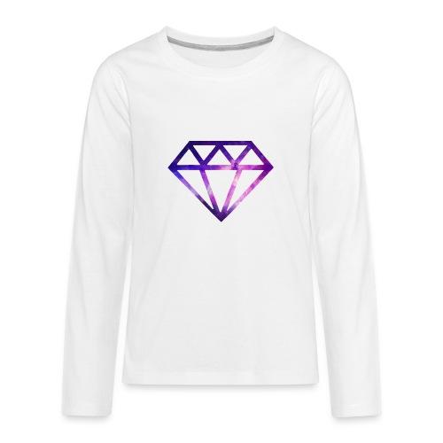 The Galaxy Diamond - Kids' Premium Long Sleeve T-Shirt
