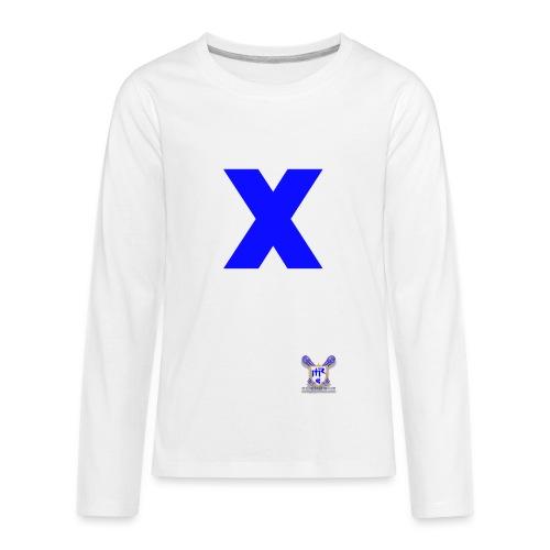 Multiply T - Kids' Premium Long Sleeve T-Shirt