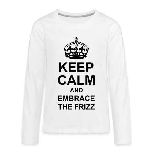 frizz - Kids' Premium Long Sleeve T-Shirt