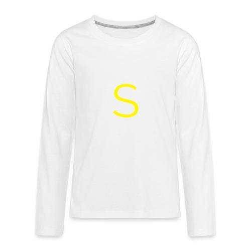 S - Kids' Premium Long Sleeve T-Shirt