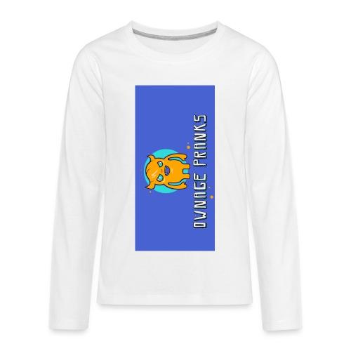 logo iphone5 - Kids' Premium Long Sleeve T-Shirt