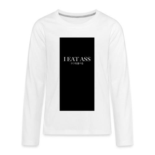 asss5 - Kids' Premium Long Sleeve T-Shirt