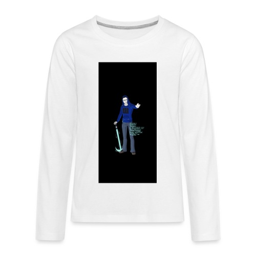stuff i5 - Kids' Premium Long Sleeve T-Shirt