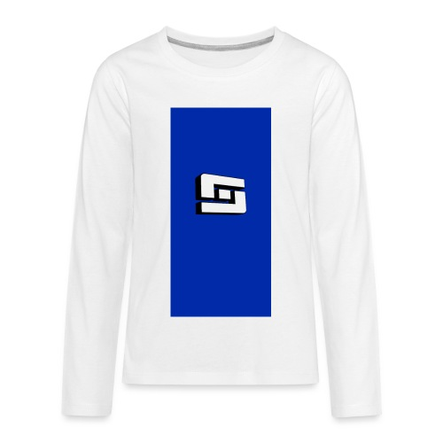 whites i5 - Kids' Premium Long Sleeve T-Shirt