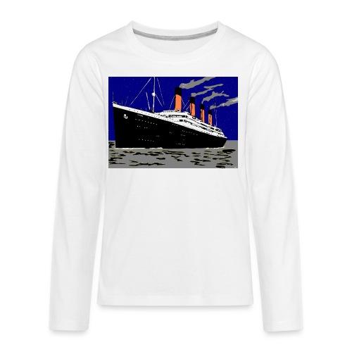 TITANIC - Kids' Premium Long Sleeve T-Shirt