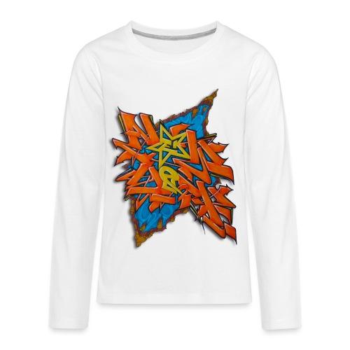 Artgomez14 - NYG Design - Kids' Premium Long Sleeve T-Shirt