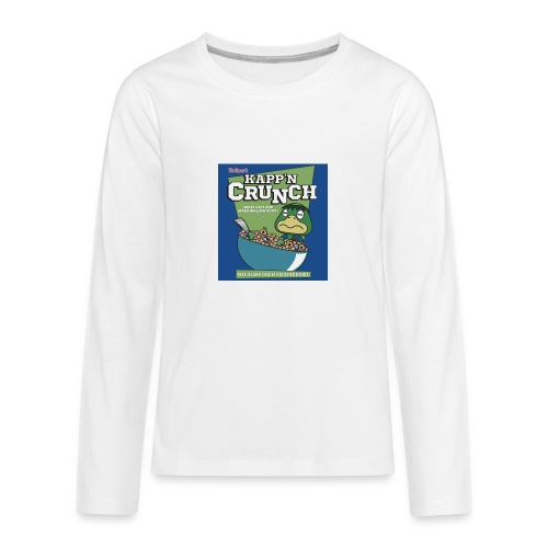 Kapp'n Crunch - Kids' Premium Long Sleeve T-Shirt