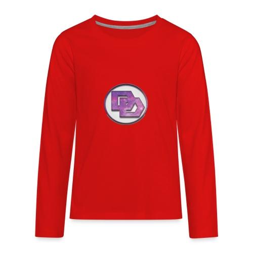 DerpDagg Logo - Kids' Premium Long Sleeve T-Shirt