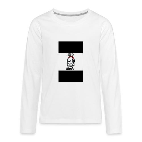 Ghost mode v1.0 - Kids' Premium Long Sleeve T-Shirt