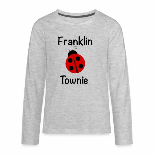 Franklin Townie Ladybug - Kids' Premium Long Sleeve T-Shirt