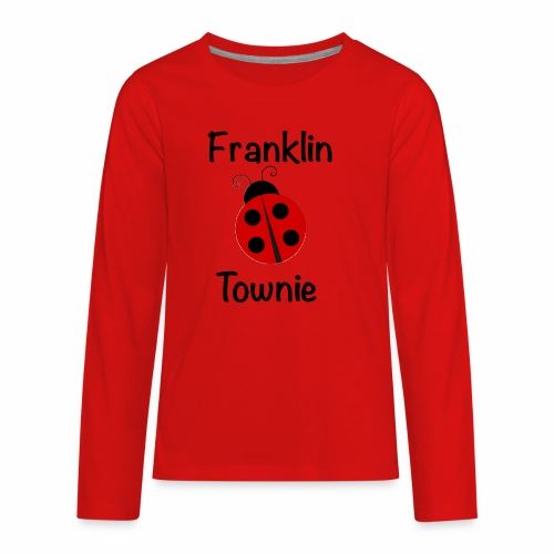 Franklin Townie Ladybug - Kids' Premium Long Sleeve T-Shirt