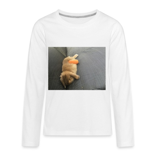 Rabbit T-Shirts - Kids' Premium Long Sleeve T-Shirt