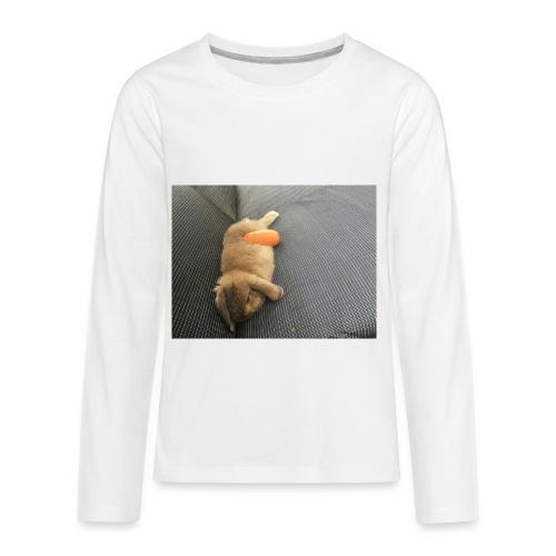 Rabbit T-Shirts - Kids' Premium Long Sleeve T-Shirt