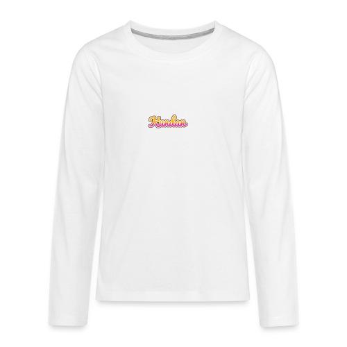 Merch - Kids' Premium Long Sleeve T-Shirt
